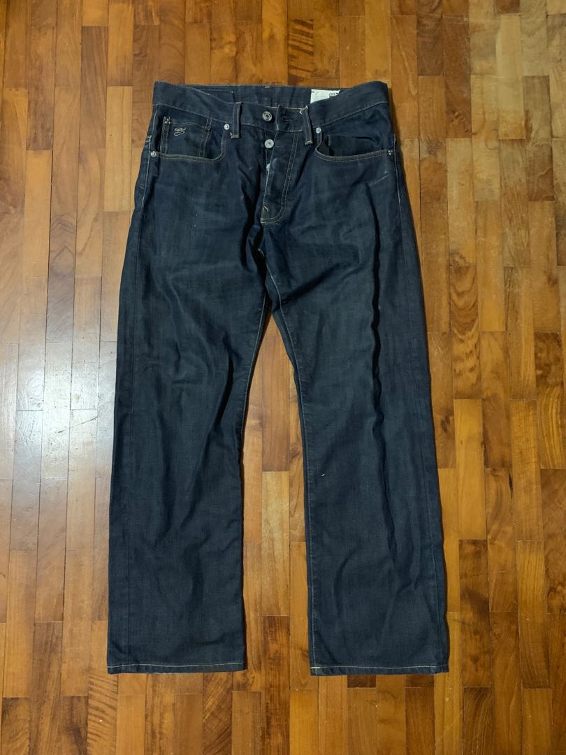 1916d0ba905 G-Star Raw 3301, Men's Fashion, Clothes, Bottoms on Carousell