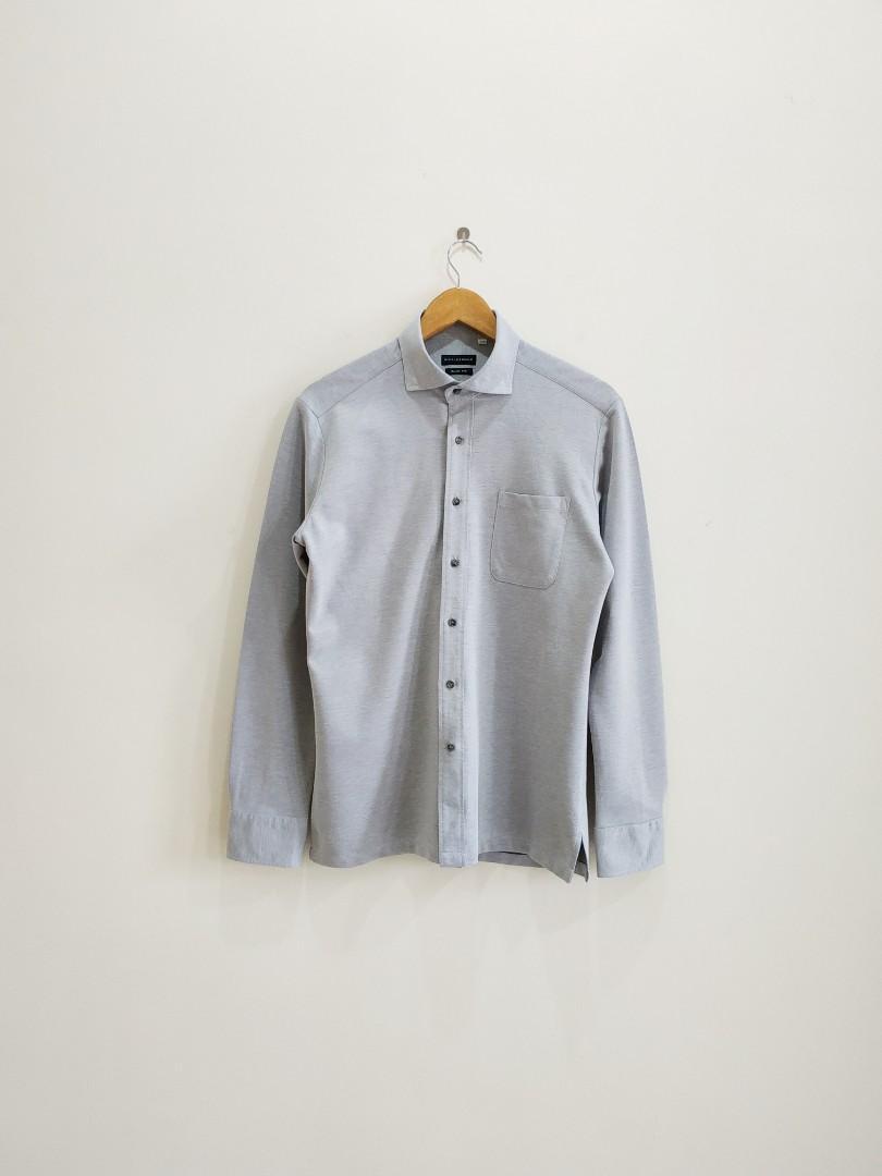 Inhale Exhale Slim Fit Shirt
