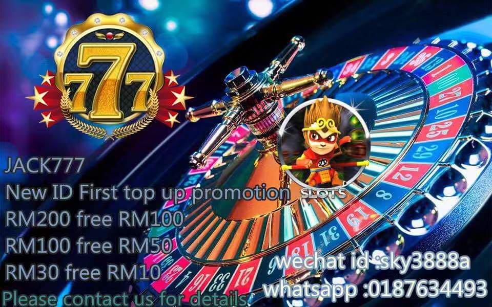 Jack777 Bonus
