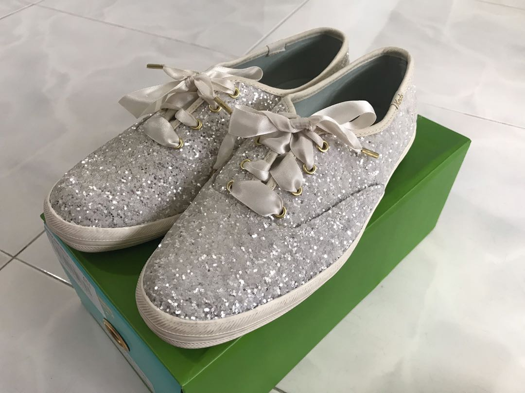 6827e6c6a644 Keds Kate Spade Wedding Shoes