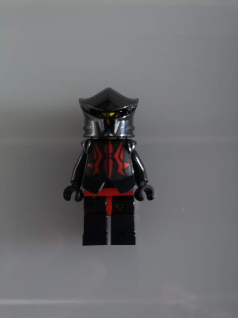 Lego Castle Shadow Knight Valdek From Set 8781 Toys Games Bricks