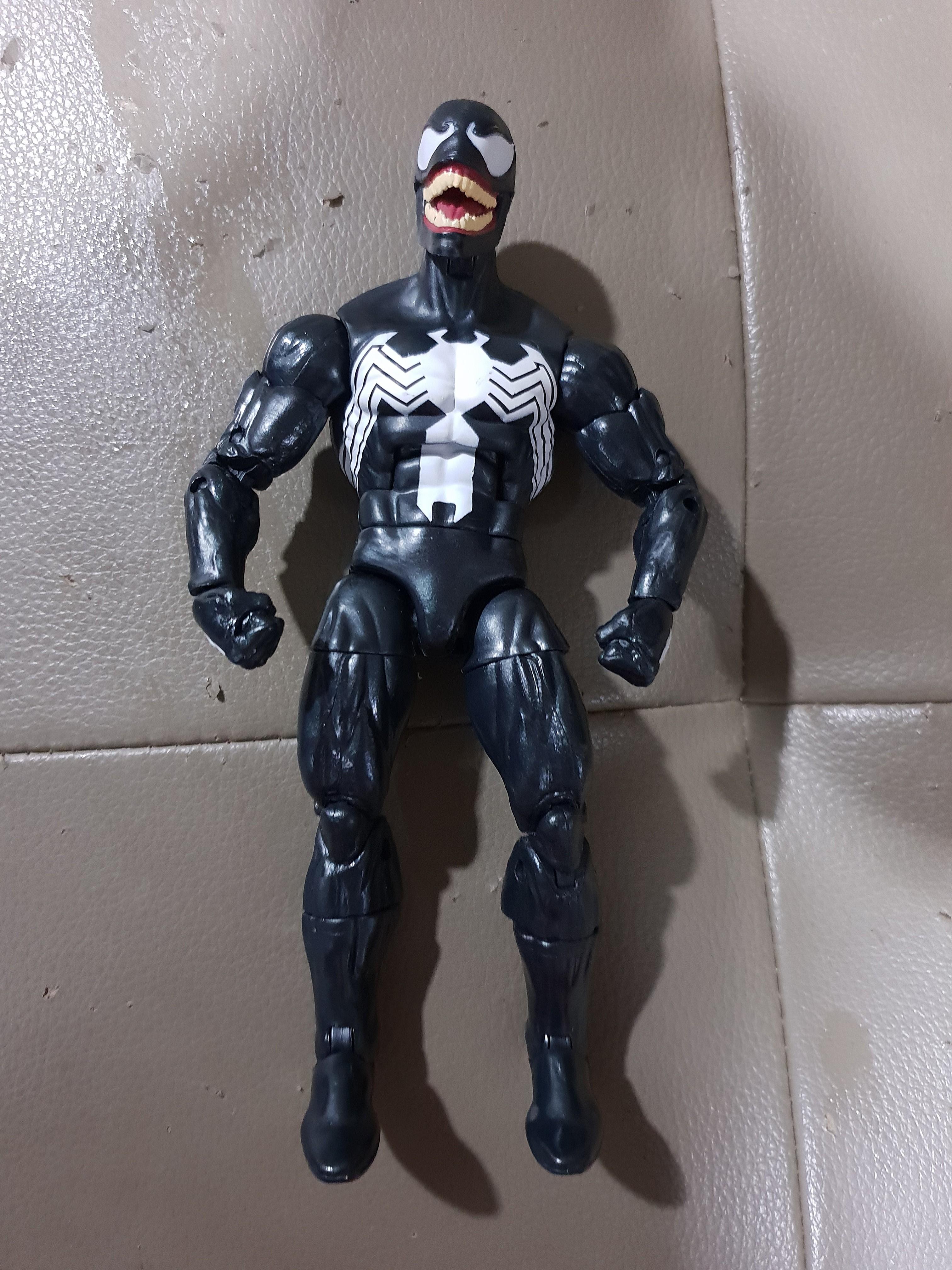 aaf499aaa26b Marvel Legends Venom Spider-man Series (LOOSE NO BOX), Toys & Games ...