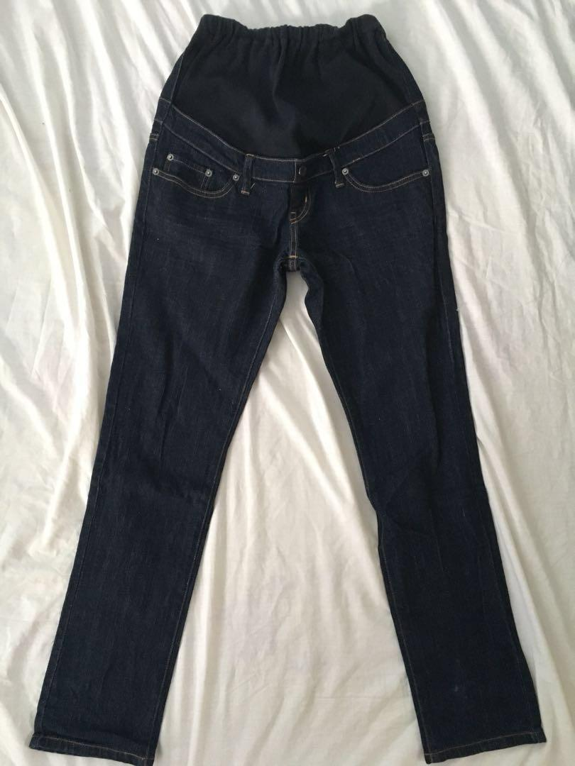Maternity jeans brand MUJI JAPAN