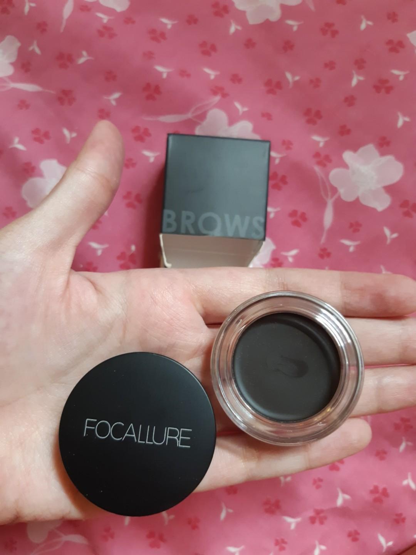 New eyebrow gel pomade focallure