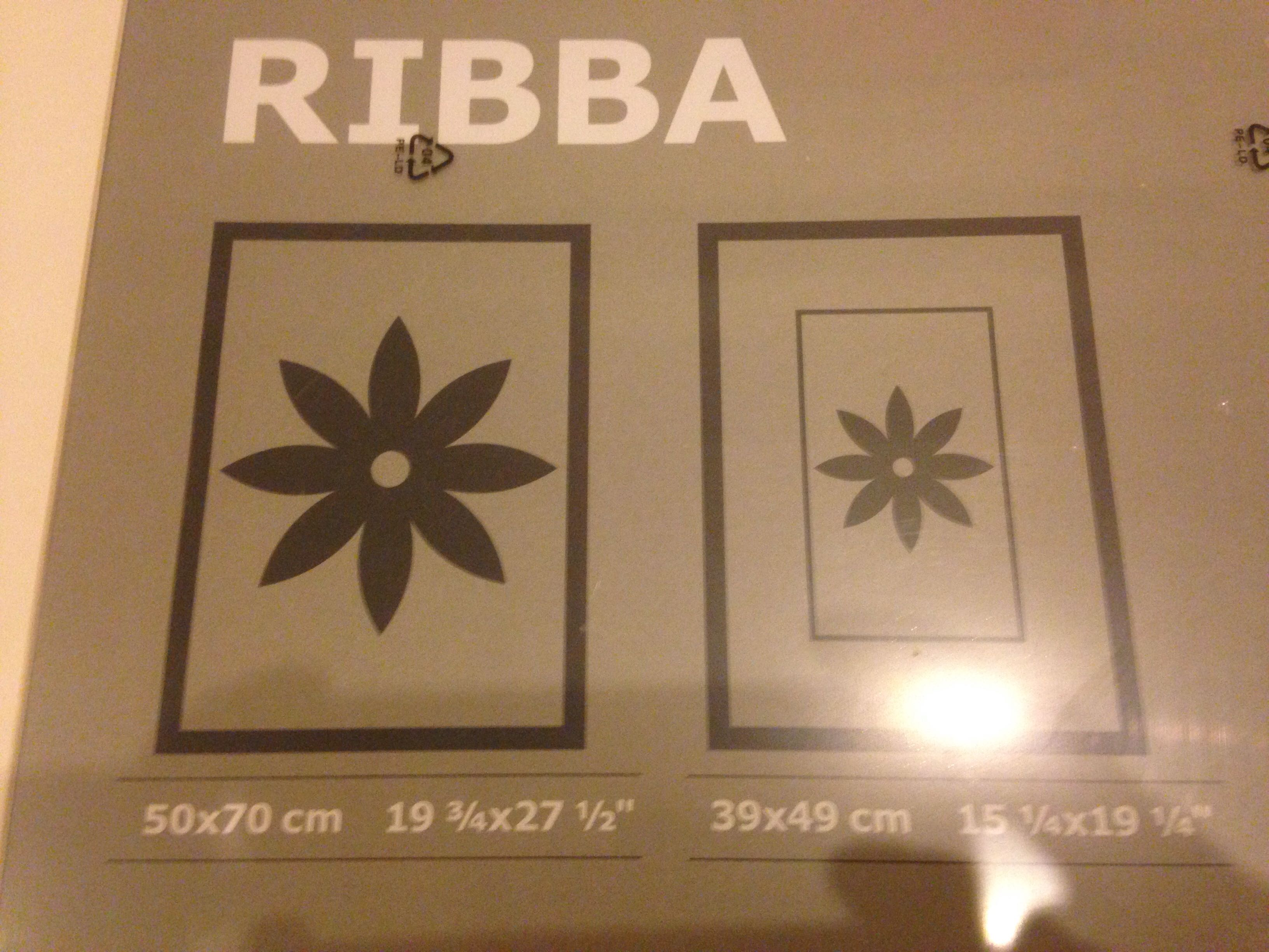 New IKEA Ribba Frame 50x70 Furniture Home Decor Others On Carousell