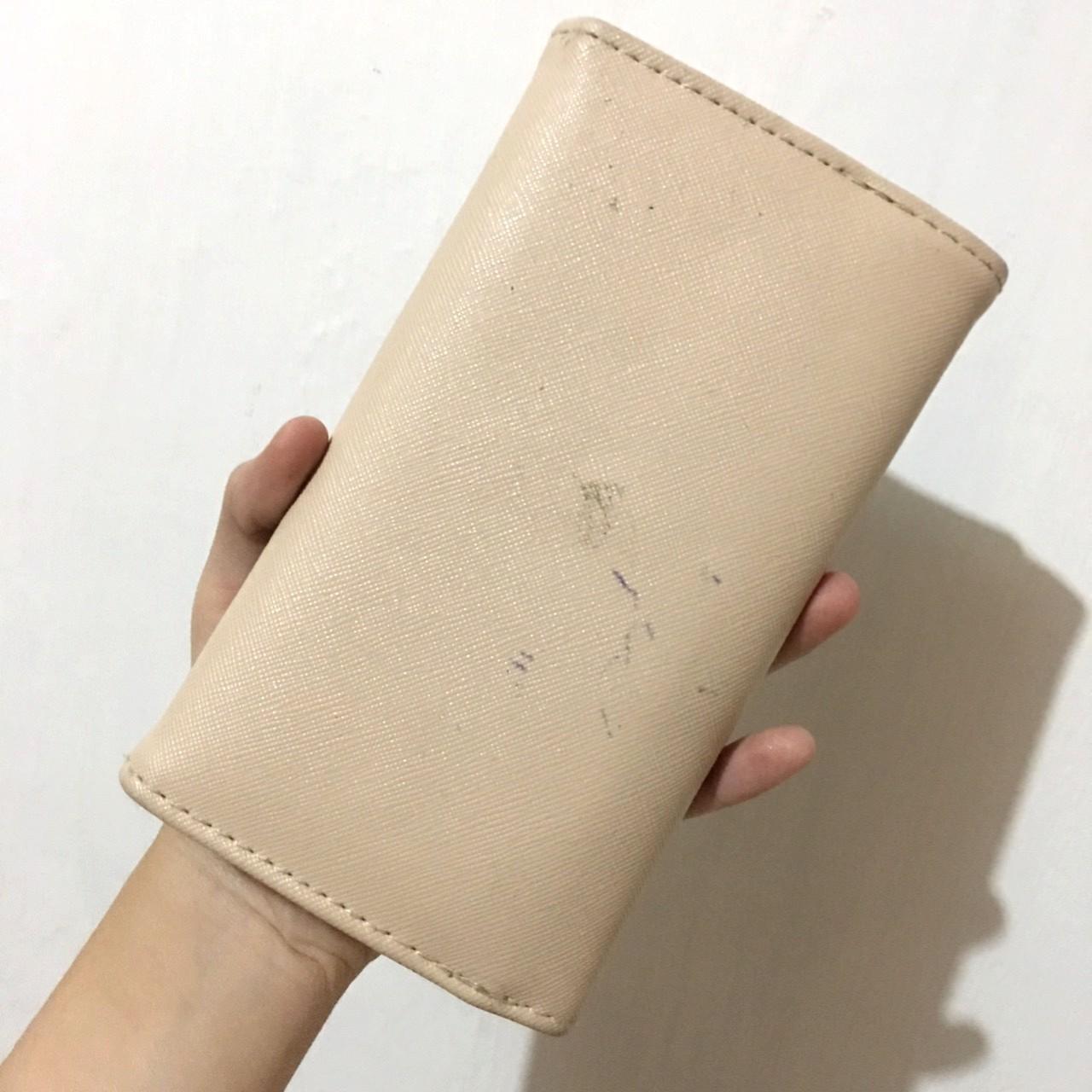 Newlook nude wallet