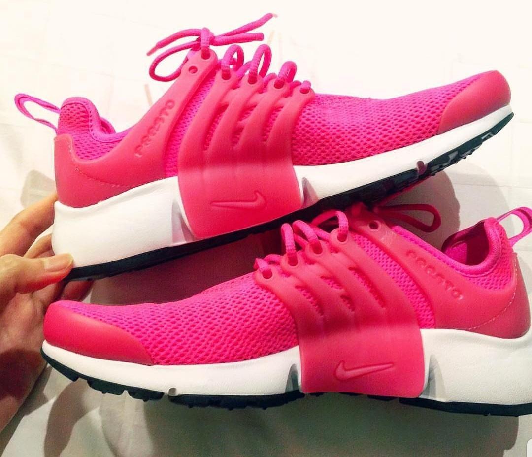 newest af4a6 01006 Nike Air Presto Hot Pink/Rare (Korea) US7, Women's Fashion ...