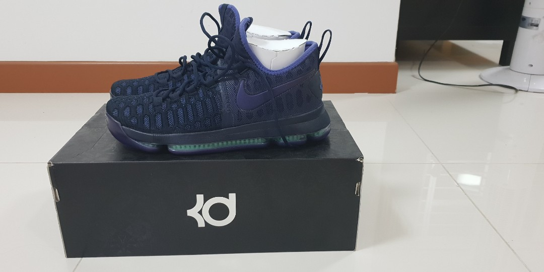 free shipping f0bfb eb3a6 Nike KD 9 for sale