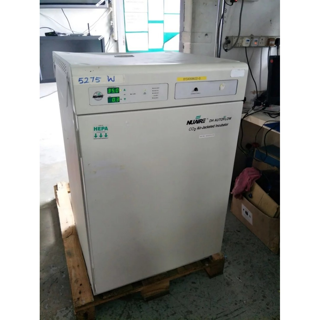 Nuaire DH Autoflow Co2 Air Jacketed Incubator (5275 W)