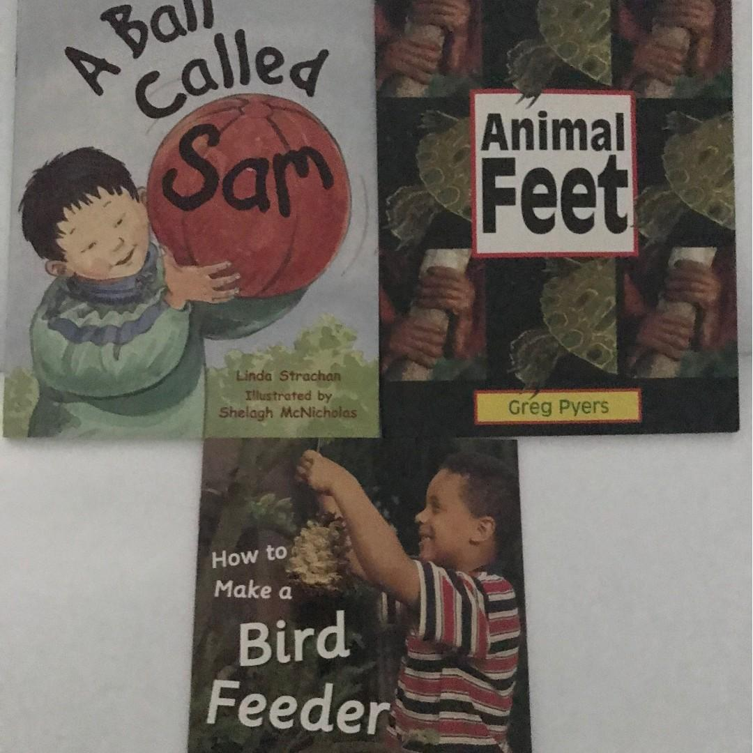 Numerous Children Readers and Chinese Books