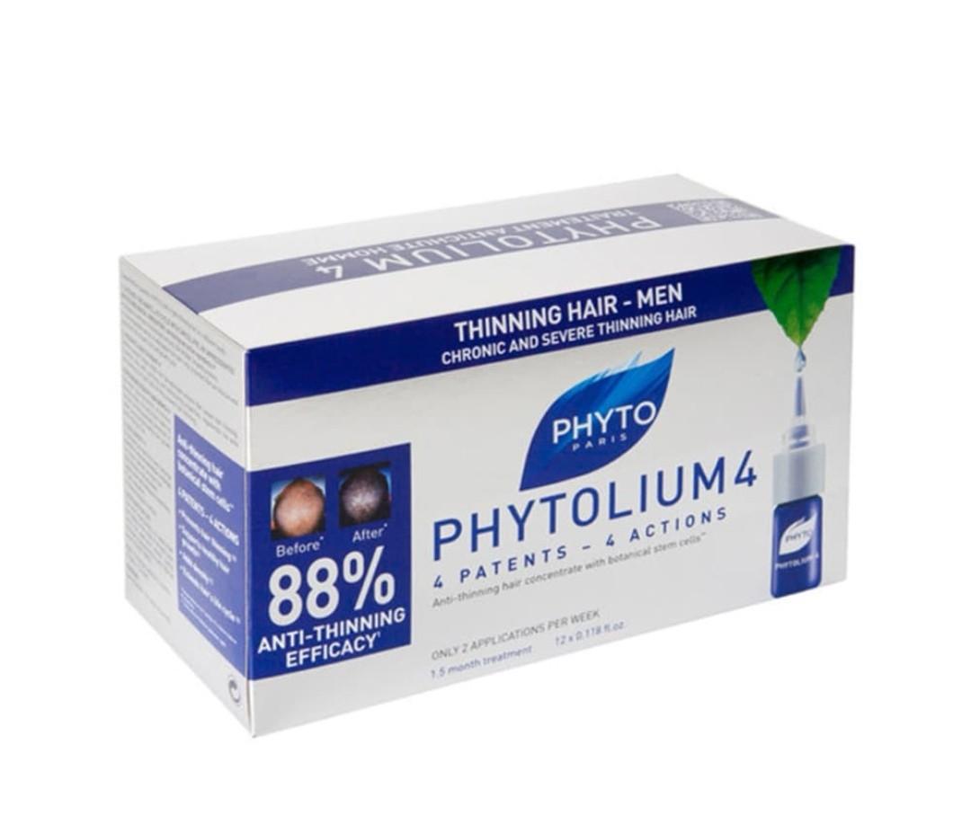 2 For 110 00 Phytolium Anti Hairloss Serum Health Beauty Hair
