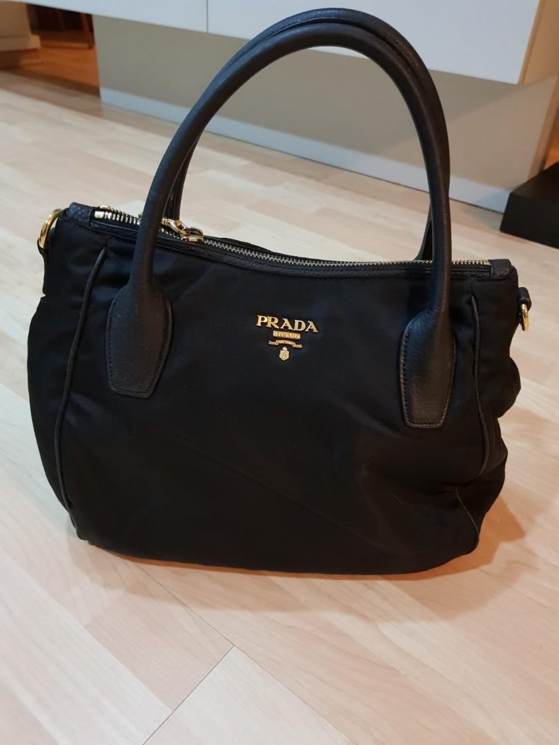 7e4a146c96ad Prada Nylon Bag (Brand New), Women's Fashion, Bags & Wallets ...