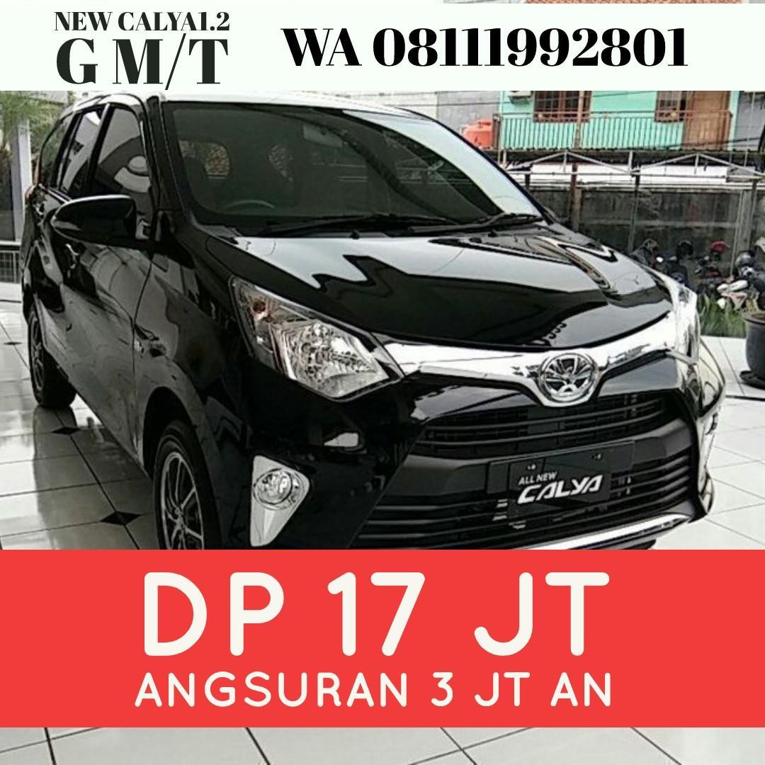 Promo DP 17 jt New Calya