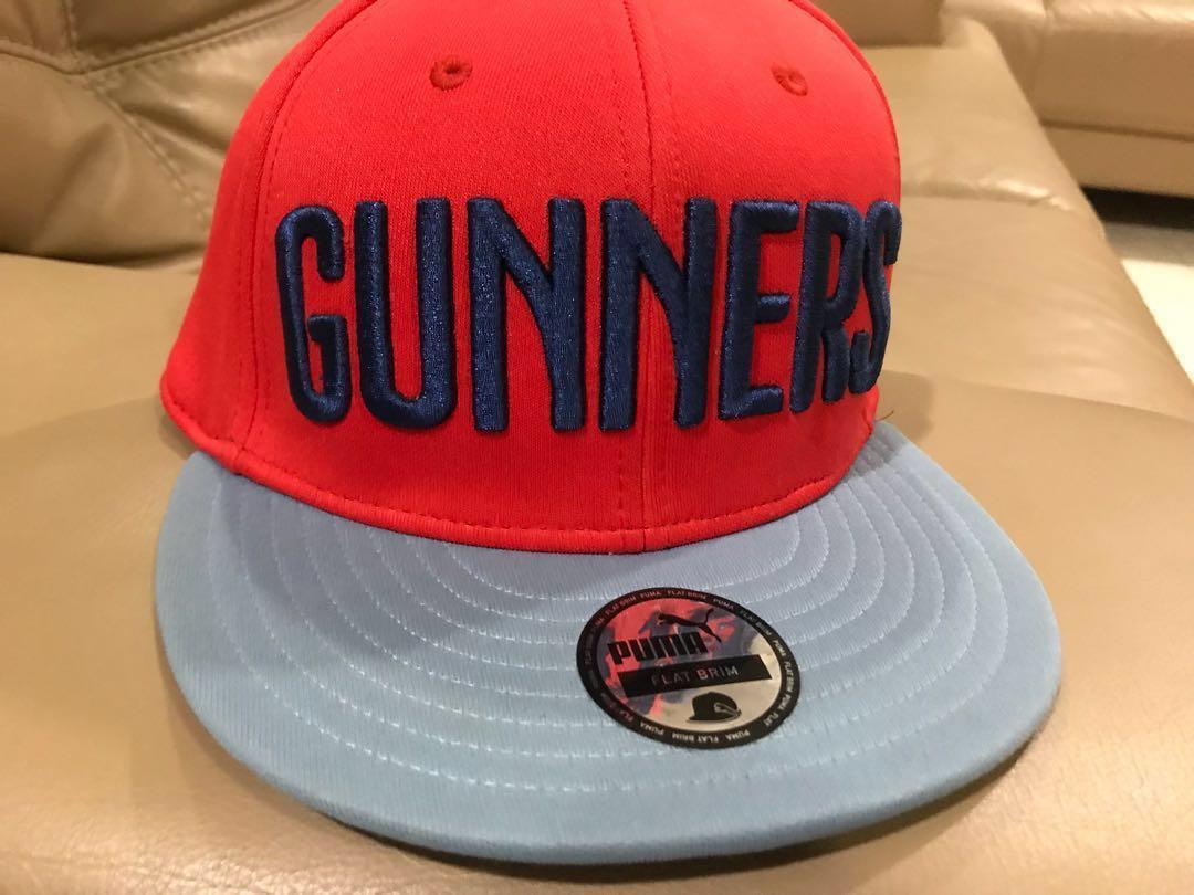02636226db3 Puma Arsenal AFC Gunners Cap