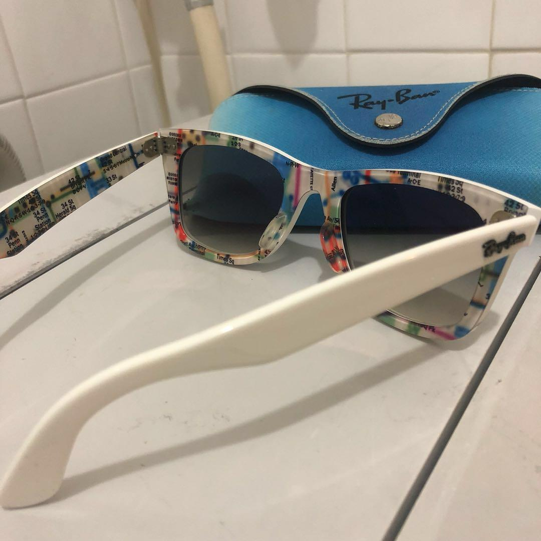 Ray Ban RB2140-A (NYC Limited edition)