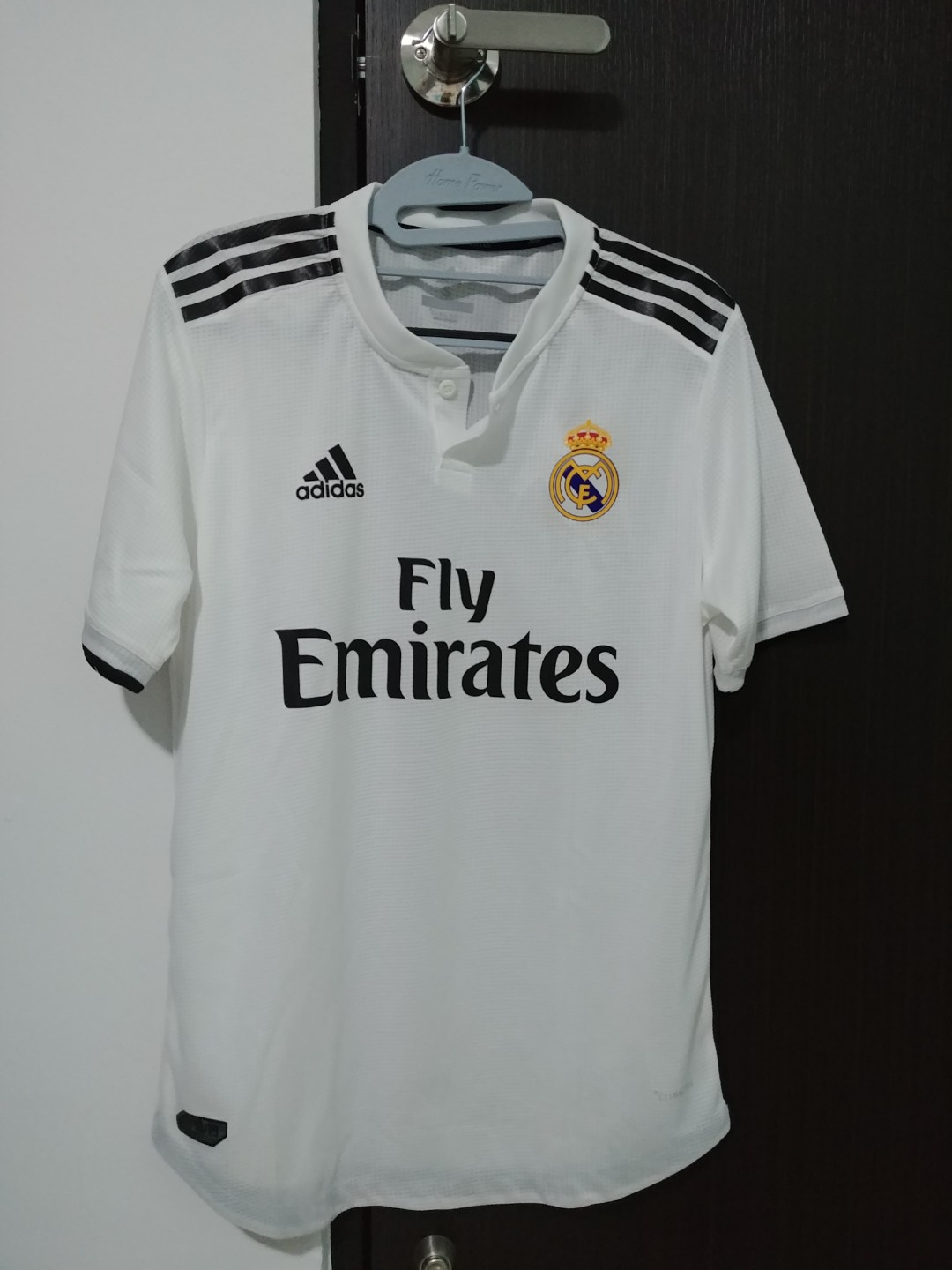 2eef807f6 Real Madrid Jersey, Sports, Sports Apparel on Carousell
