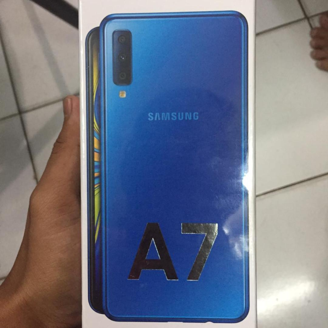 Samsung A7 2018 4/64, Mobile Phones & Tablets, Android