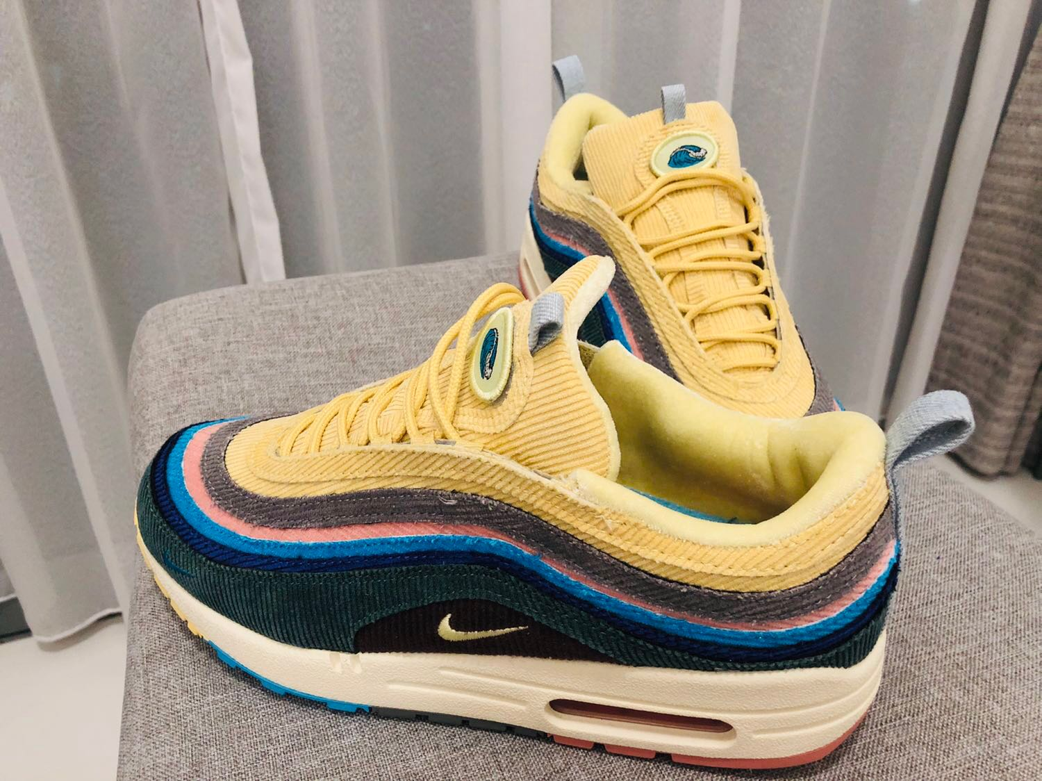meet bda81 d5584 Sean Witherspoon Air Max 97, Men s Fashion, Footwear, Sneakers on Carousell