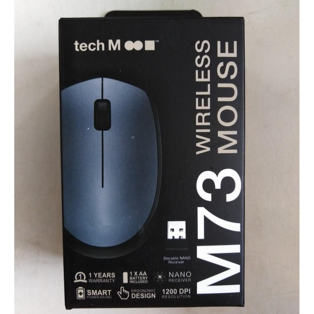 Tech M M73 Wireless Mouse