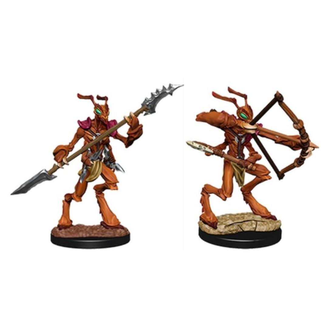 Thri Kreen Dungeons Dragons Miniatures Toys Games Bricks