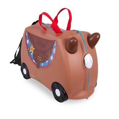Trunki boy luggage bronco tas anak