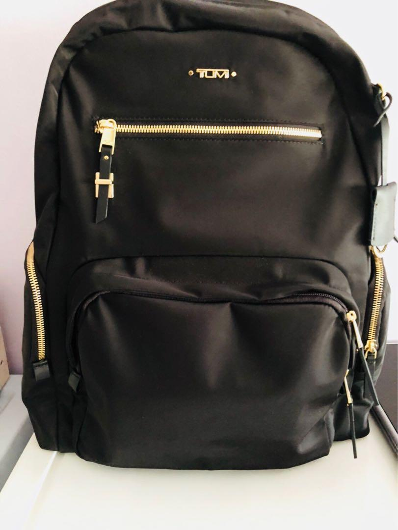 3bb8f2b5624 Tumi Voyageur carson backpack, Luxury, Bags & Wallets, Backpacks on ...