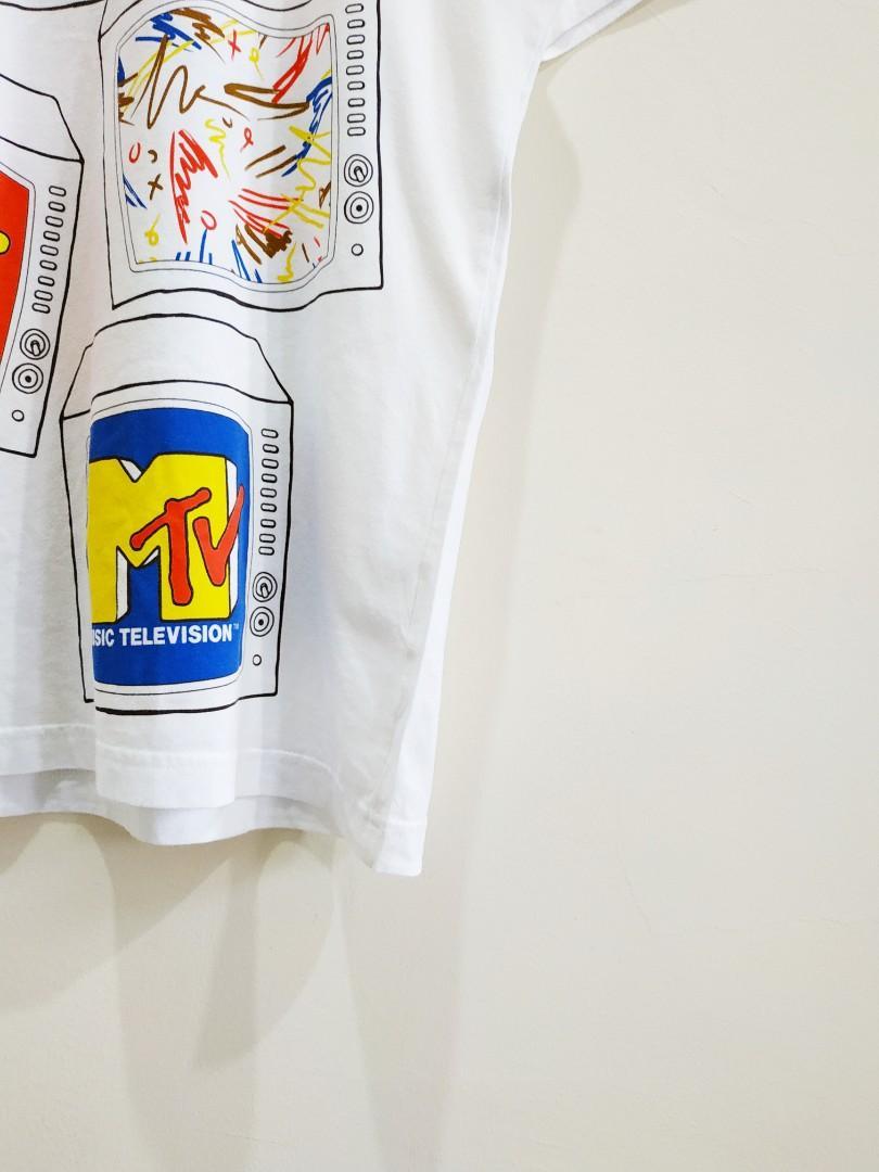 UT Uniqlo x MTV Tee