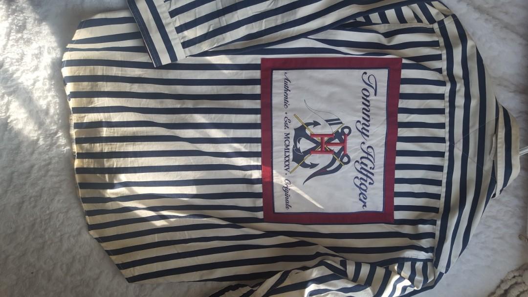 VINTAGE Tommy Hilfiger dress shirt