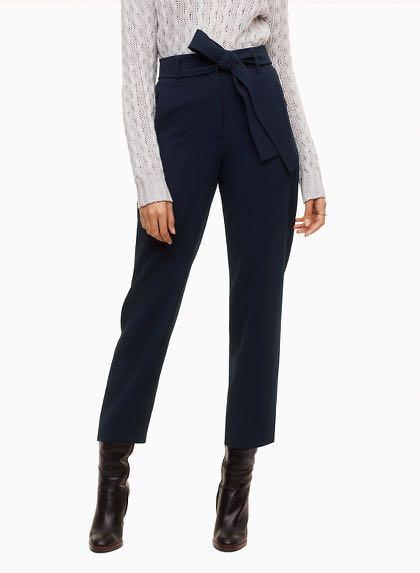 Wilfred Royal Blue Jallade Pants