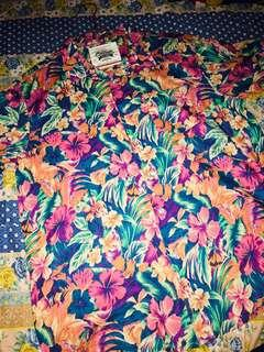 Coconut Island Shirts Flower