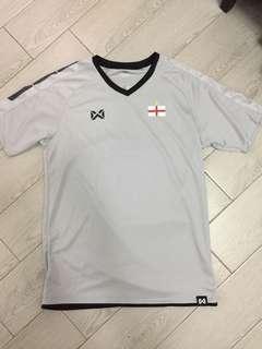 Warrix England Football Fans shirt