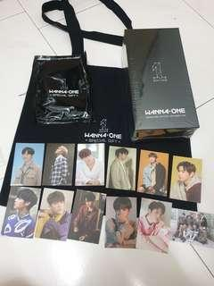 wanna one therefore concert special gift