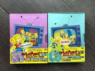 Simpson Season 2 & 3 DVD Boxset