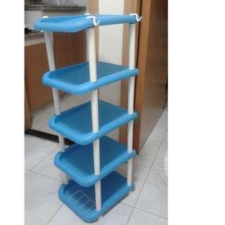 Multi-usage Plastic Rack