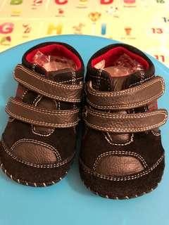 Baby Shoes羊仔皮12-18m(13omm)