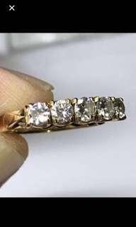 pure gold ring | Women's Fashion | Carousell Singapore