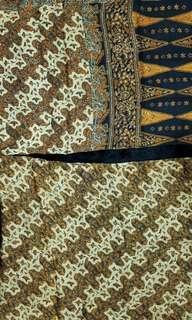Kain meter batik sutera