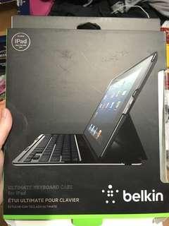 Belkin keyboard for ipad