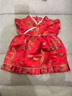 Baby chiongsam dress