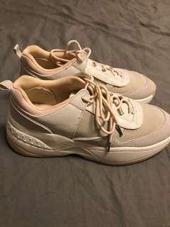 Zara Womens Chunky Sneakers