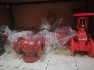300 PSI SWING CHECK VALVE FLANGED | FIRE PROTECTION