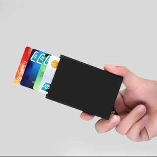 🚚 Spring wallet lightweight travel cards credit cards wallet holder