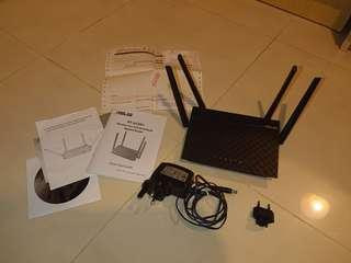 Asus RT - AC58U Wireless - AC1300 Router