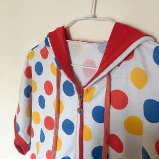 彩色點點運動套裝 #一百均價