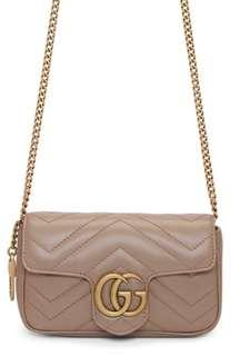 🚚 Gucci 超美奶茶色側背包-歐洲直送