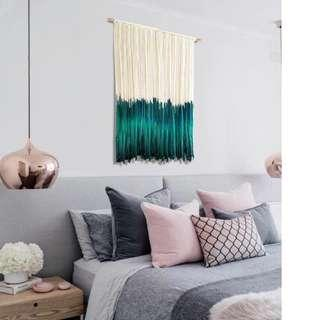 Handwoven Wallhanging Tapestry