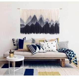 Handwoven Wall-hanging Tapestry