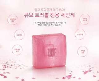 🚚 韓國 Cube天然痘痘專用皂組