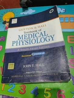Textbook of Medical Physiology- Guyton & Hall