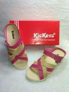 Sepatu Sandal kickers murah